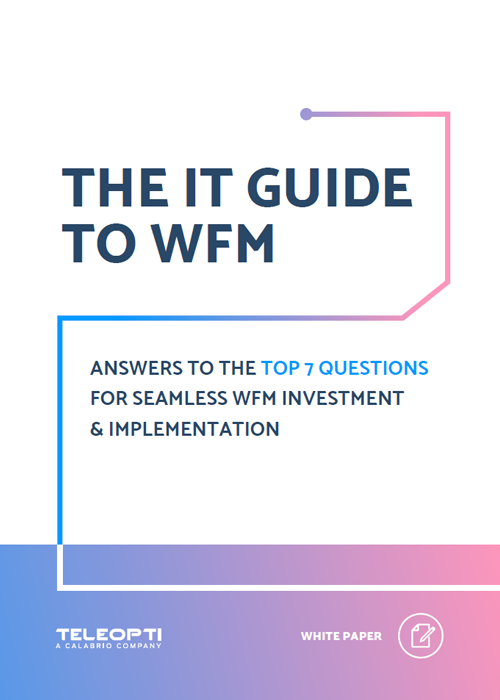 The IT Guide to WFM
