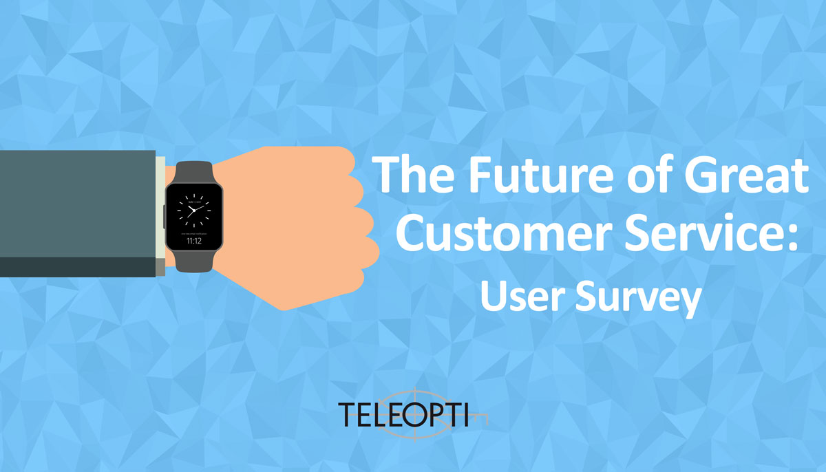The Future of Great Customer Service: User Survey