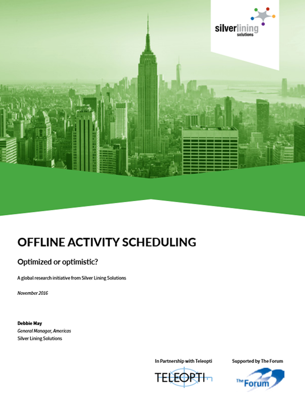 Offline Activity Scheduling: Optimized or Optimistic?