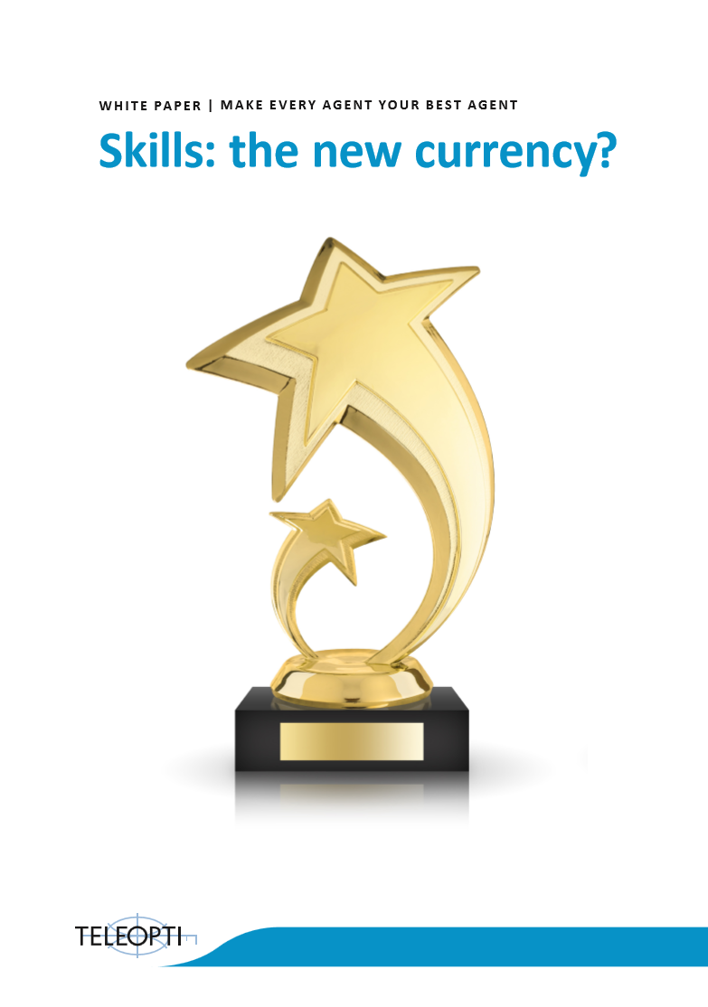 Skills - the new currency